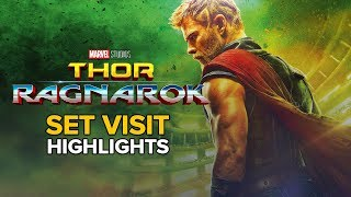 5 Things You NEED To Know From Thor: Ragnarok Set Visit
