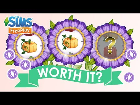 The Sims Freeplay   Social Point Flower: What Are The Odds?