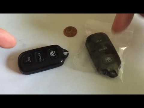 Toyota 4Runner Key Fob Keyless Entry Fix Replacement