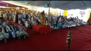 Sardar Zulfiqar Ali Khan Khosa Jalsa by Khosa Itehad