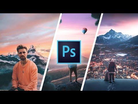 HOW TO EDIT LIKE KELLANS WORLD & VISUALS OF JULIUS | Photoshop:Lightroom tutorial