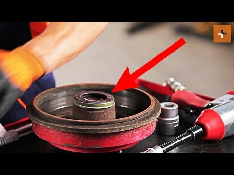 How to replacerear wheel bearingonMAZDA 2 DY TUTORIAL | AUTODOC