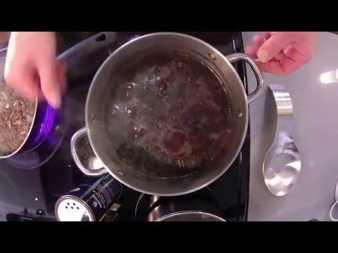 Jose's Cooking VLOG 02 - Cuban black beans - Frijoles Negros - Abuelita Style