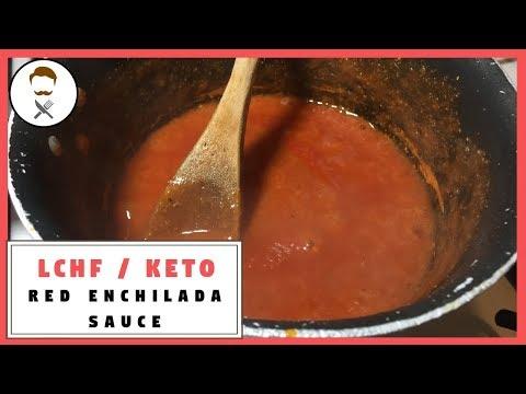 Red Enchilada Sauce || The Keto Kitchen