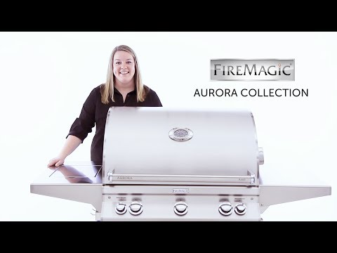 Fire Magic Aurora Gas Grill Overview | BBQGuys.com