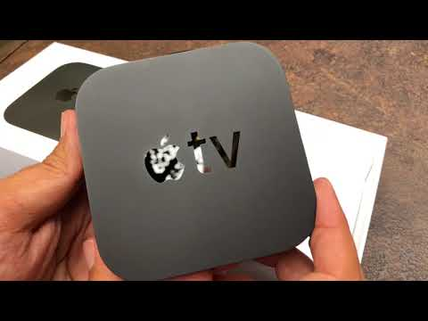 Apple TV 4K HDR unboxing! [iMore]