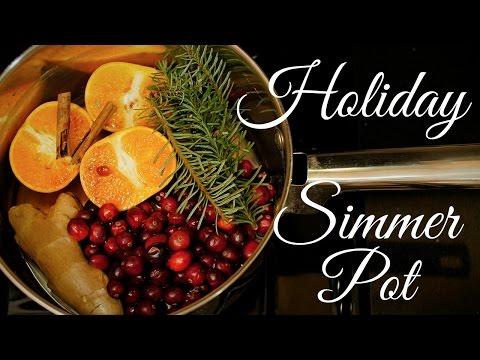 Make Your House Smell Like Christmas!