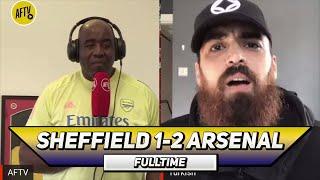 Sheffield Utd 1-2 Arsenal   I'm Not Negative, I'm Real! (Turkish)