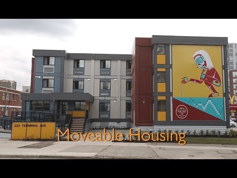 Moveable, Modular Affordable Housing
