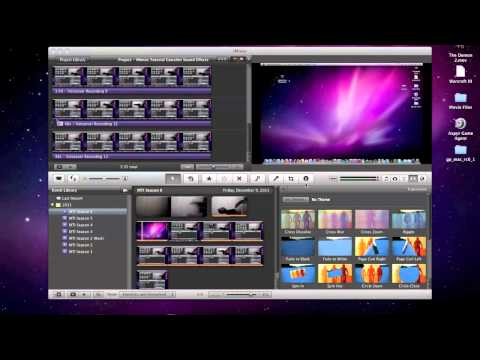 IMovie Tutorial: Gunshot Sound Effects