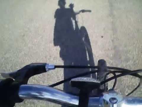 Go-Pro Bike Riding