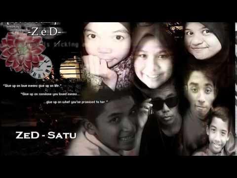 [1st Album] - Z e D - (KPOP Songs) [Malay & English Version]