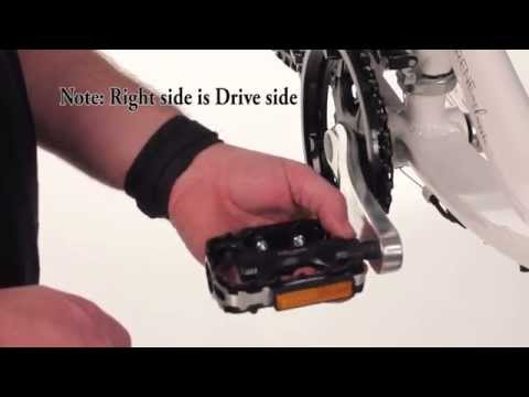 Diamondback Tech: Pedal Install
