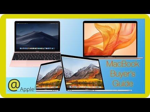 Ultimate MacBook Buyer's Guide!