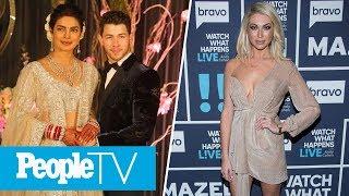 A Look At Priyanka Chopra & Nick Jonas' Wedding Cake, Stassi Schroeder Joins Us Live | PeopleTV