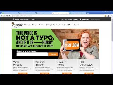 How To Redirect A Link With GoDaddy Domain Forwarding