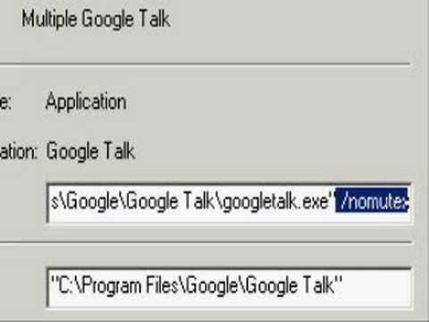 hack google talk