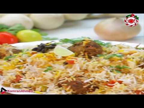 Kofta Biryani Recipe by Best Recipes