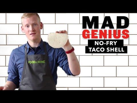 How to Make No-Fry Taco Shells | Food & Wine