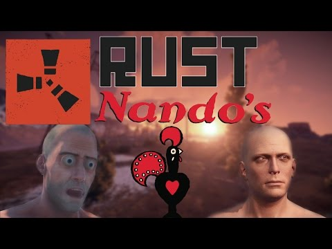 Rust: Camped by Nandos Ft. Dagreekhunter