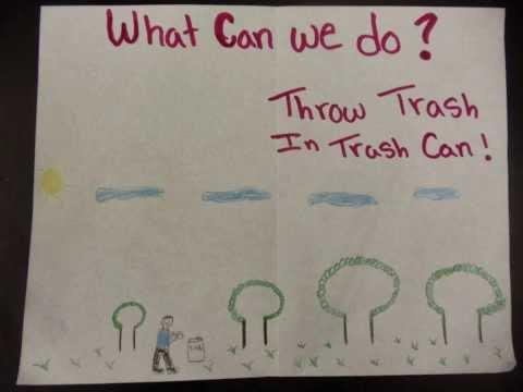 keeping earth clean