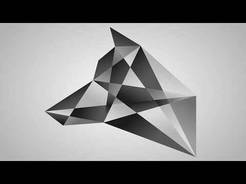 How To Create a Vector Polygon Logo Graphic in Adobe Illustrator