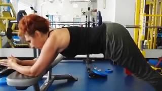 Упражнения для похудения после 50 лет - Комплекс упражнений для женщин после 45 лет