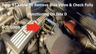 Cheap BMW DISA Valve Intake Adjuster Unit Repair - PakVim