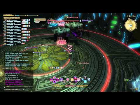 FFXIV: The Second Coil of Bahamut - Turn 2 Take 2 (Masamune) SMN - Stacking Method