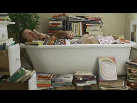 National Writer's Series   Too Many Books  Commercial for Bookmania Book Festival