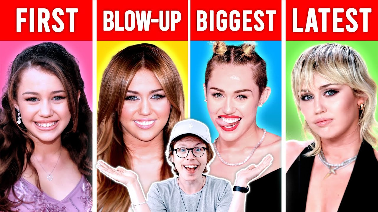 Singers' FIRST vs BLOW-UP vs BIGGEST vs LATEST Songs #2