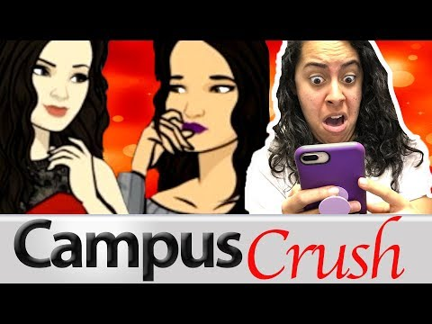 Everyone Is LYING TO ME! Why Can't I Trust Anyone?! - Campus Crush