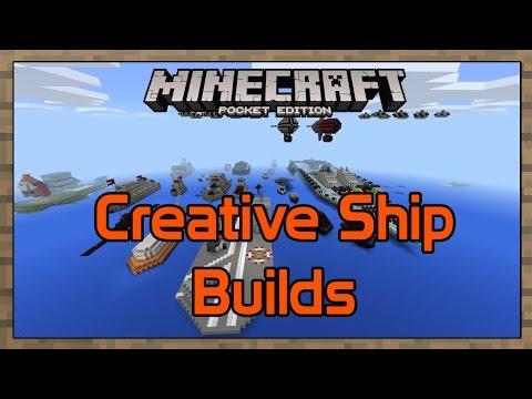 Minecraft PE | Ship World