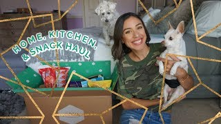 Download HUGE HOME HAUL | A spatula you NEED, kid friendly summer snacks, and TASTE TEST! Video