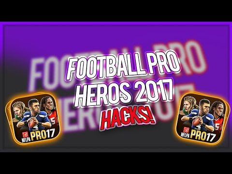 FOOTBALL HERO'S PRO 2017 HACKS