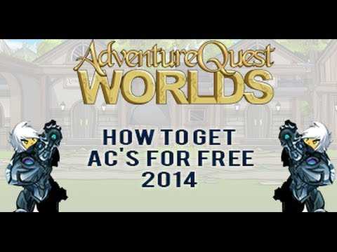 =AQW= How to get acs for free in aqw 2014