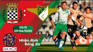 Nhận định, soi kèo Boavista vs Moreirense 03h15 ngày 07/06 - Vòng 25 - Liga Nos 2019/2020
