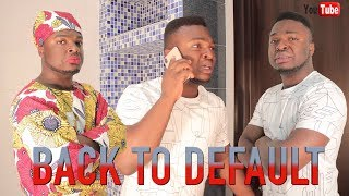 AFRICAN HOME: DEFAULT SETTINGS