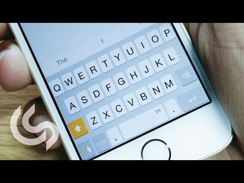 Swype for iOS 8!