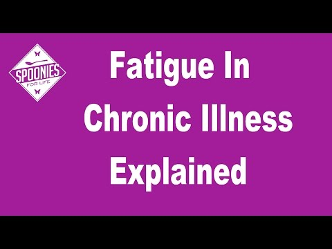 Fatigue in Chronic Illness Explained