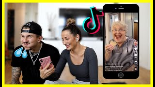 TRY NOT TO LAUGH TIKTOK CHALLENGE!!!