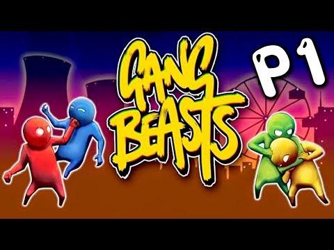 Gang Beasts Part 1 大亂鬥  Feat.[老吳 老洋 Songsen]