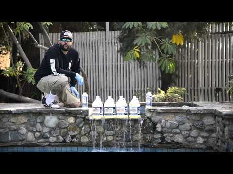 How to Remove Phosphates & Clarify Your Pool Water!!!