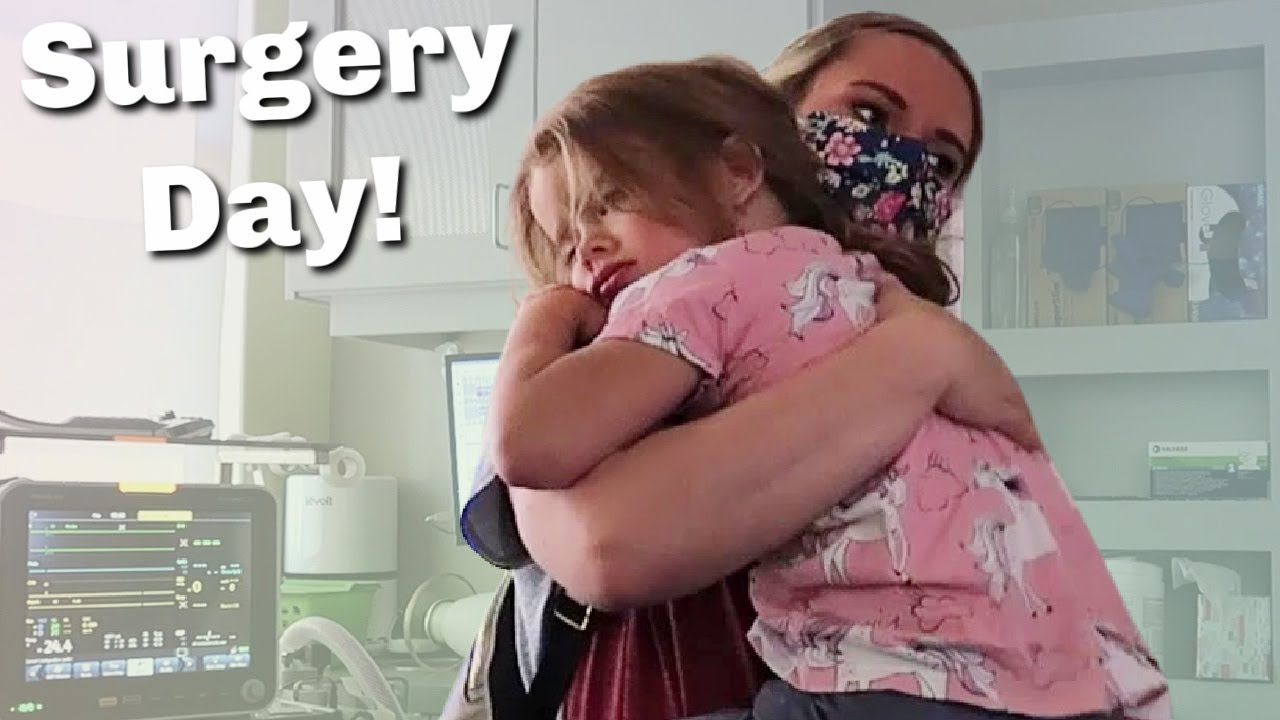 Today Is The Day! | Surgery Day