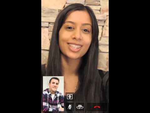 BlackBerry Messenger Videocall