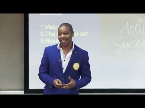 Best Motivational Speaker in South Africa: 3 Keys to Success