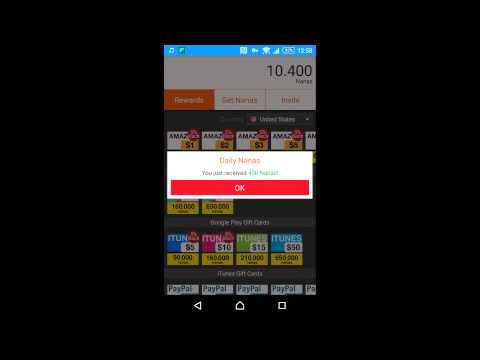 How to get free google play store money