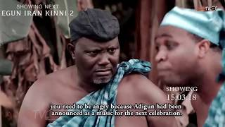 Egun Iran Kini Yoruba Movie Now Showing On ApataTV+