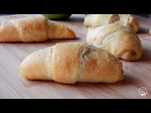 Pillsbury Recipes: Apple Pie Crescent Rolls | The Sweetest Journey