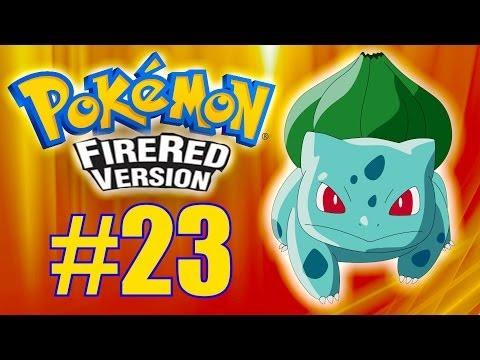 Pokemon Fire Red Walkthrough - Part 23 - Pokemon League & Victory Road!